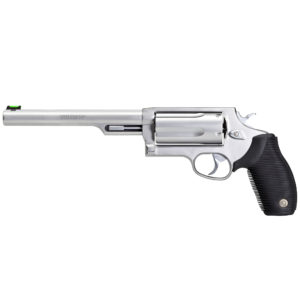 "Taurus Judge Handgun, .45 LC/.410 Bore, Stainless, 6.5"" BBL"