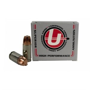 Underwood Ammo 9mm Luger +p 115gr Xtreme Penetrator - 9mm Luger +p 115gr Xtreme Penetrator 20/Box