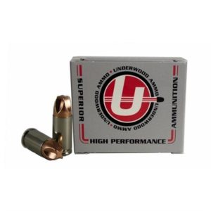 Underwood Ammo Xtreme Defender Ammo 9mm Luger 90gr Xtreme Defense - 9mm Luger 90gr Xtreme Defense 20/Box