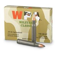 Wolf, .30-06, SP, 140 Grain, 500 Rounds