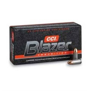Cci Blazer Ammo 10mm Auto 200gr Fmj - 10mm Auto 200gr Full Metal Jacket 50/Box