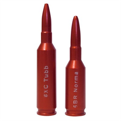 Harbour Arms Precision Snap Cap Dummy Rounds - Harbour Arms Precision Snap Caps, 6mm Br Rem