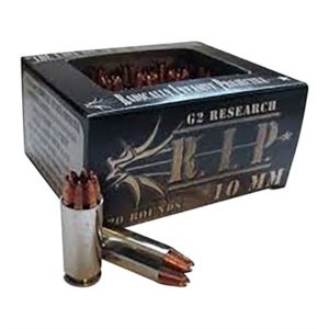 G2 Research G2r Rip 10mm Ammo - 10mm 115gr Hollow Point 20/Box