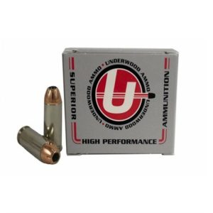 Underwood Ammo 10mm Auto 180gr Hornady Xtp Jacketed Hollow Point - 10mm Auto 180gr Hornady Xtp Jacketed Hollow Point 20/Box