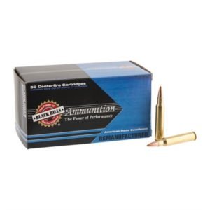 "Black Hills Ammunition Remanufactured Ammo 223 Remington 68gr Heavy Match Hollow Point - ""223 Remington 68gr Heavy Match Hp 1,000/Case"""
