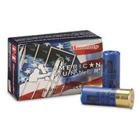 "Hornady American Gunner, 12 Gauge, 00 Buckshot, Reduced Recoil, 2 3/4"" Shell, 10 Rounds"