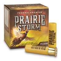 "Federal Premium Prairie Storm FS Lead, 20 Gauge, 3"", 1 1/4 oz., 25 Rounds"