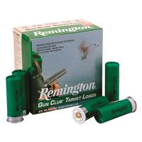 "Remington Gun Club Target Loads, 20 Gauge, 2 3/4"" Shot Shells, 7/8 oz., 250 Rounds"