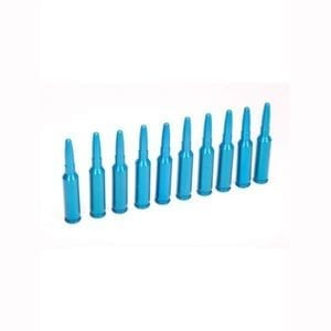 A-Zoom Ammo Snap Cap Dummy Rounds - 6.5 Creemoor Snap Caps 10pk