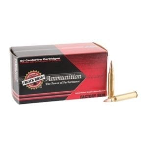 Black Hills Ammunition 223 Remington 55gr Full Metal Jacket Ammo - 223 Remington 55gr Fmj 50/Box