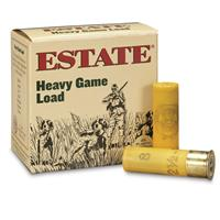 "Estate Cartridge Upland Hunting Loads, 20 Gauge, 2 3/4"", 1 ozs., 25 Rounds"