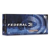 Federal Power-Shok, .300 AAC Blackout, Soft Point, 150 Grain, 20 Rounds