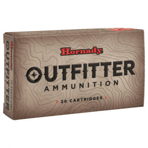 Hornady Outfitter Rifle Ammunition .308 Win 165 gr GMX 2610 fps 20/ct