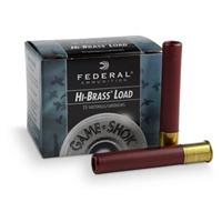 "Federal Classic Hi-Brass, .410 Bore, 3"", 11/16 oz., Lead, 25 Rounds"