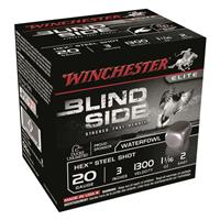 "Winchester Blind Side, 20 Gauge, 3"" Shot Shells, 1 1/16 oz., 250 Rounds"